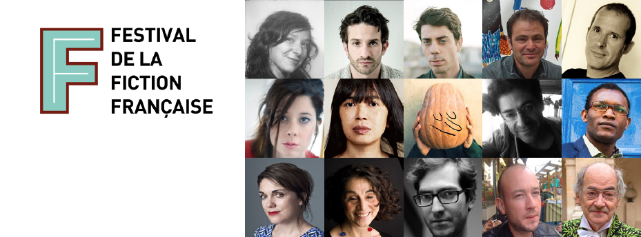 Festival de la Fiction Française 2015 - Festival della Narrativa Francese 2015