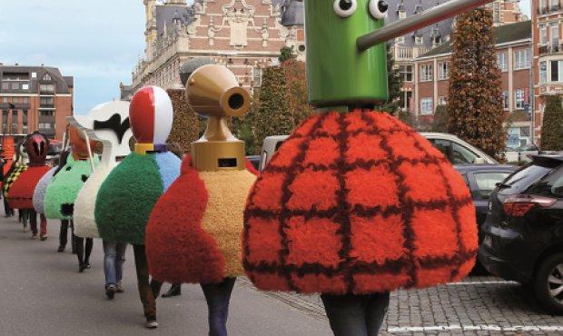 Clédat & Petit Pierre - La Parade Moderne | 17 Ottobre - 18 Ottobre | Milano