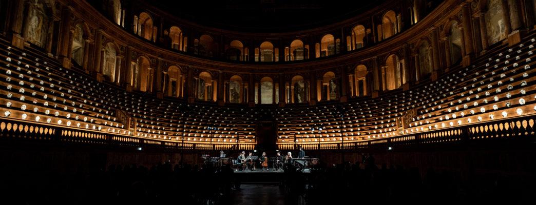 Ensemble Intercontemporain al Teatro Farnese | Festival Traiettorie 2020 - Fondazione Prometeo © Davide Bona
